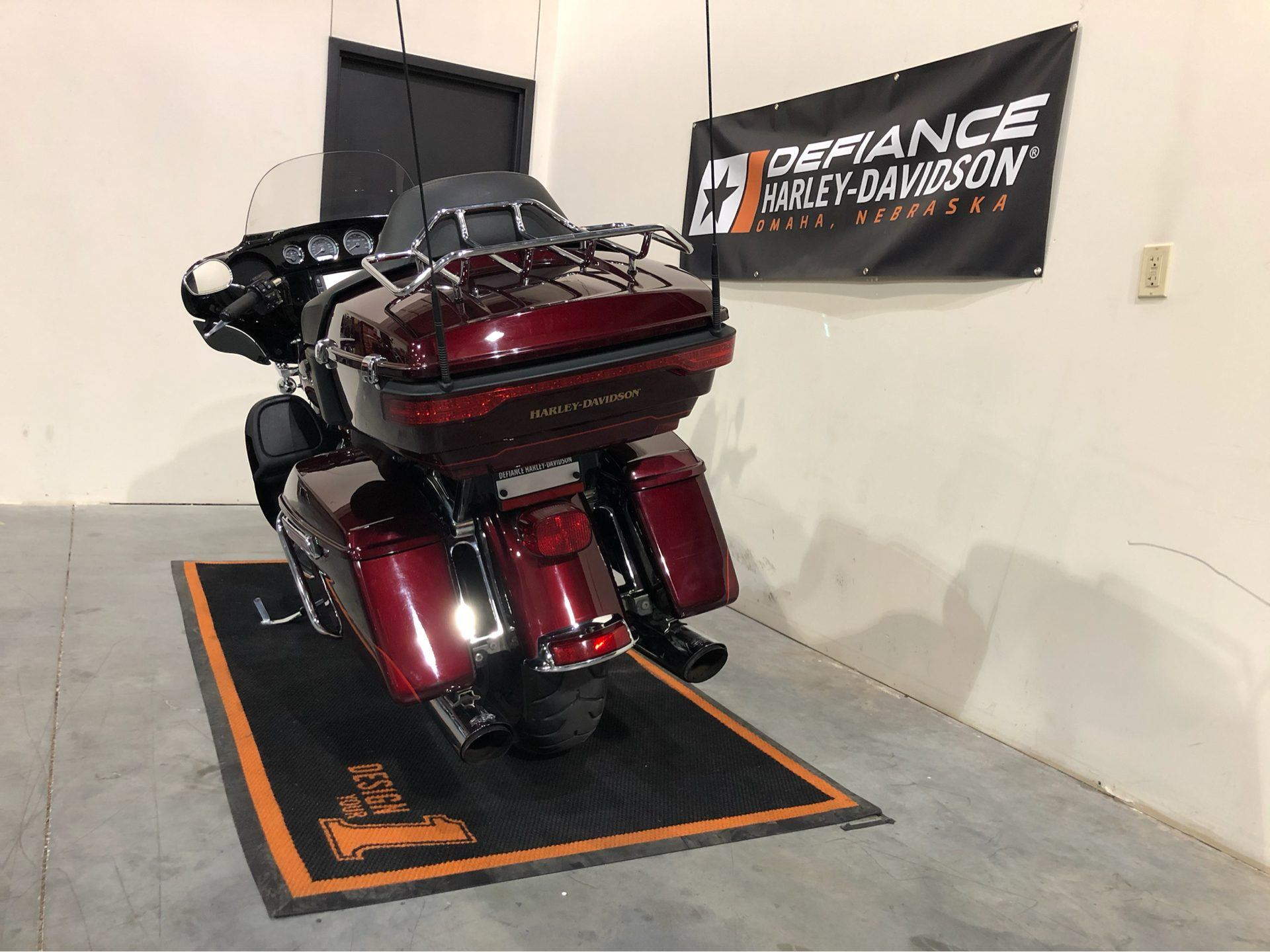 2016 Harley-Davidson Ultra Limited in Omaha, Nebraska - Photo 5