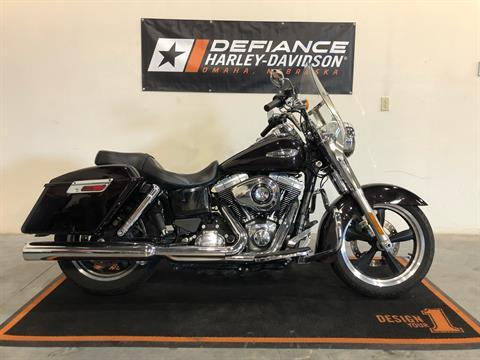 2014 Harley-Davidson Dyna® Switchback™ in Omaha, Nebraska - Photo 1