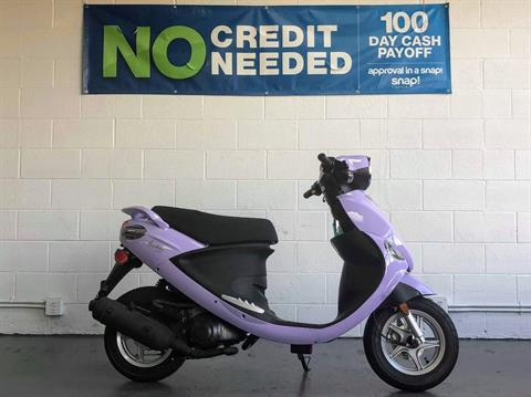 2019 Genuine Scooters Buddy 50 in Virginia Beach, Virginia