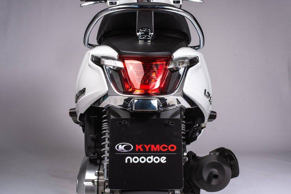 2019 Kymco Like 150i with Noodoe & ABS in Virginia Beach, Virginia - Photo 8