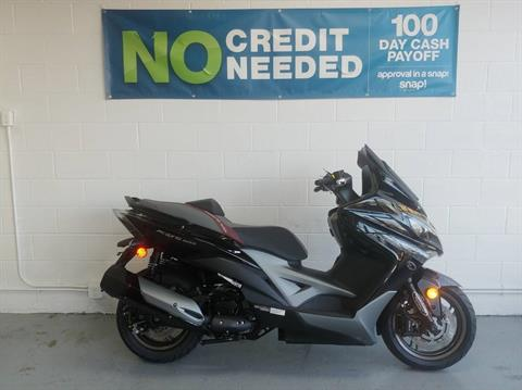 2018 Kymco Xciting 400i ABS in Virginia Beach, Virginia