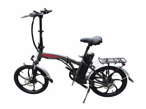 2018 BINTELLI FOLDING BIKE in Virginia Beach, Virginia