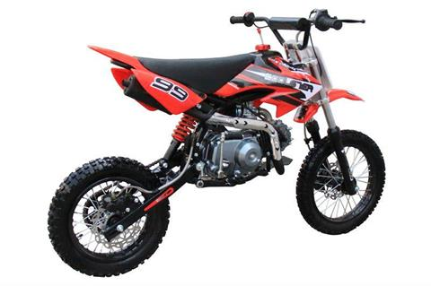 2020 Coolster XR-125-Semi-Automatic in Virginia Beach, Virginia - Photo 2