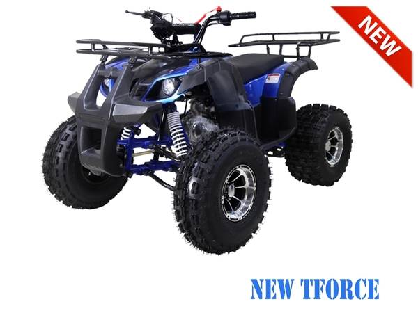 2018  NEW T FORCE 1