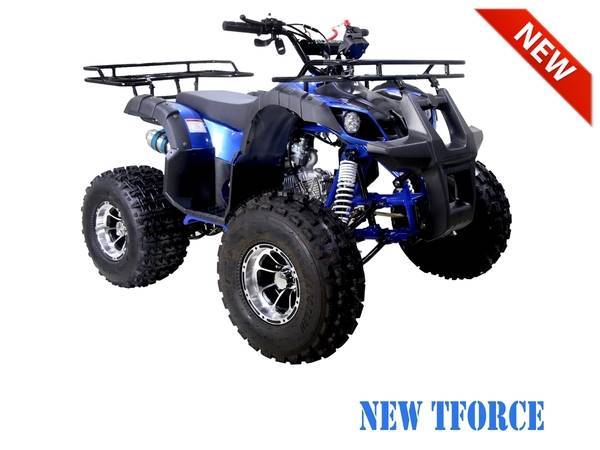2018  NEW T FORCE 2