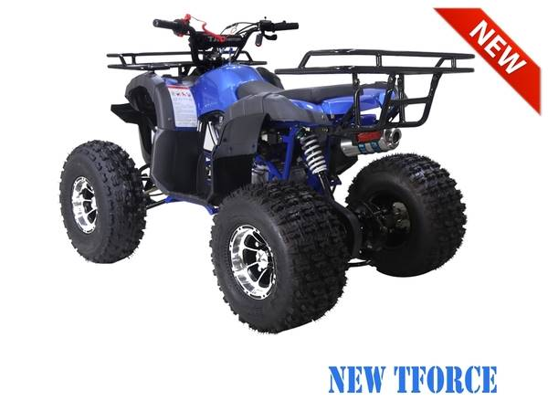 2018  NEW T FORCE 3