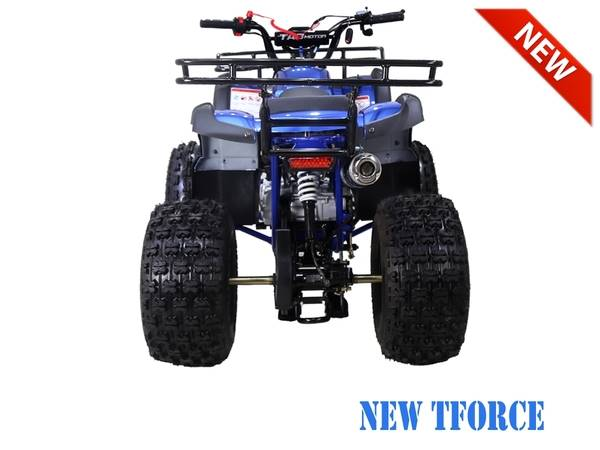 2018  NEW T FORCE 4