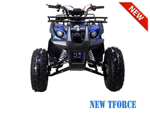 2018  NEW T FORCE 5