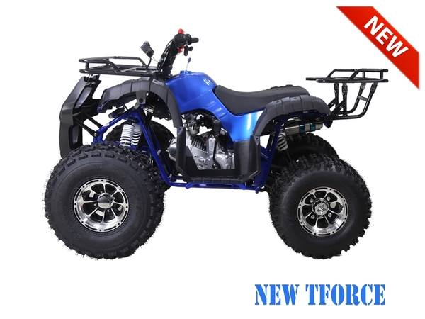 2018  NEW T FORCE 6