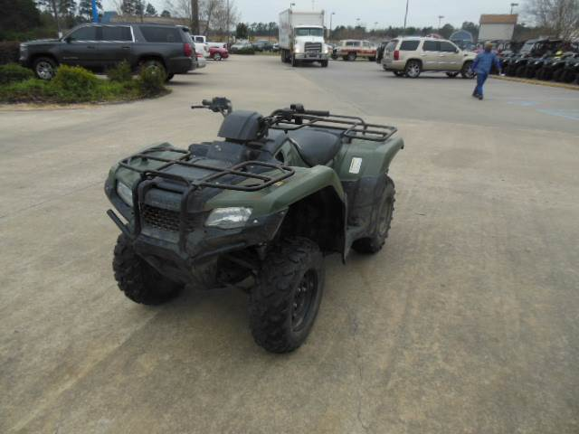 2014 Honda FourTrax® Rancher® ES in Brookhaven, Mississippi - Photo 1