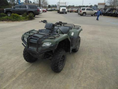 2014 Honda FourTrax® Rancher® ES in Brookhaven, Mississippi