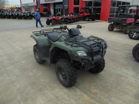 2014 Honda FourTrax® Rancher® ES in Brookhaven, Mississippi - Photo 2