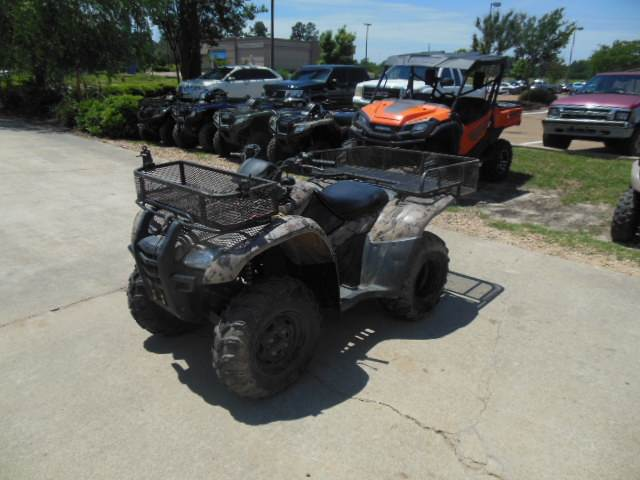 2007 Honda FourTrax® Rancher™ 4x4 ES in Brookhaven, Mississippi