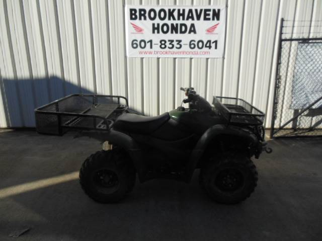 2013 Honda FourTrax® Rancher® AT with EPS in Brookhaven, Mississippi