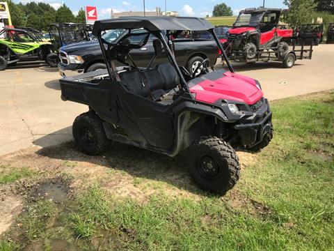 2016 Honda Pioneer 1000 in Brookhaven, Mississippi