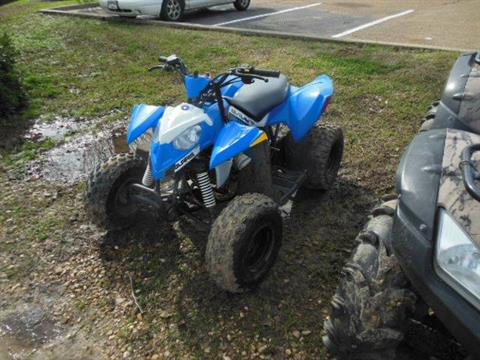2016 Polaris Outlaw 110 EFI in Brookhaven, Mississippi