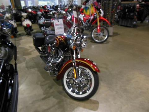 2014 Harley-Davidson CVO™ Softail® Deluxe in Brookhaven, Mississippi