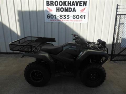 Charming 2017 Honda FourTrax Rancher 4x4