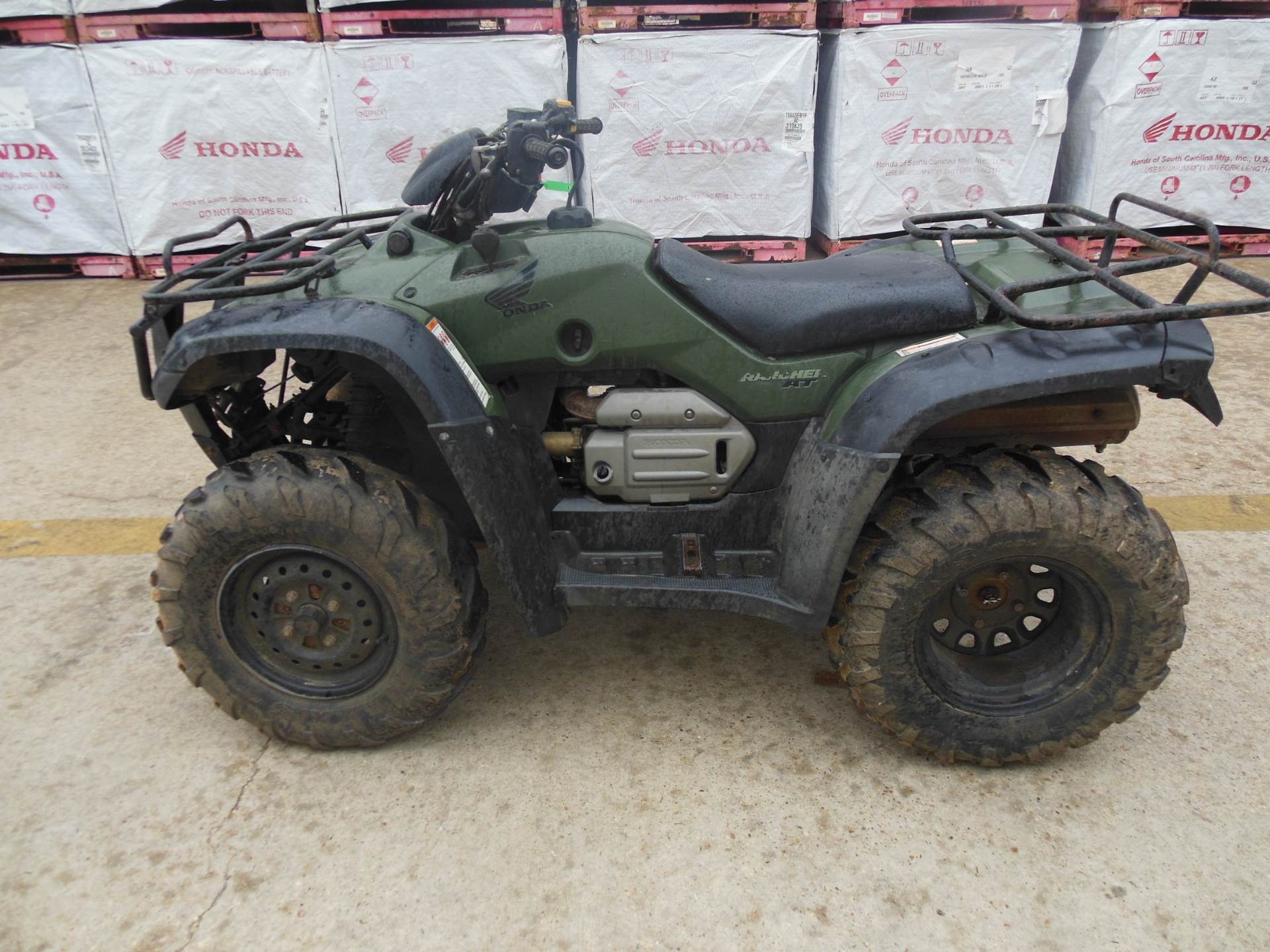 2004 Honda FourTrax® Rancher® AT in Brookhaven, Mississippi