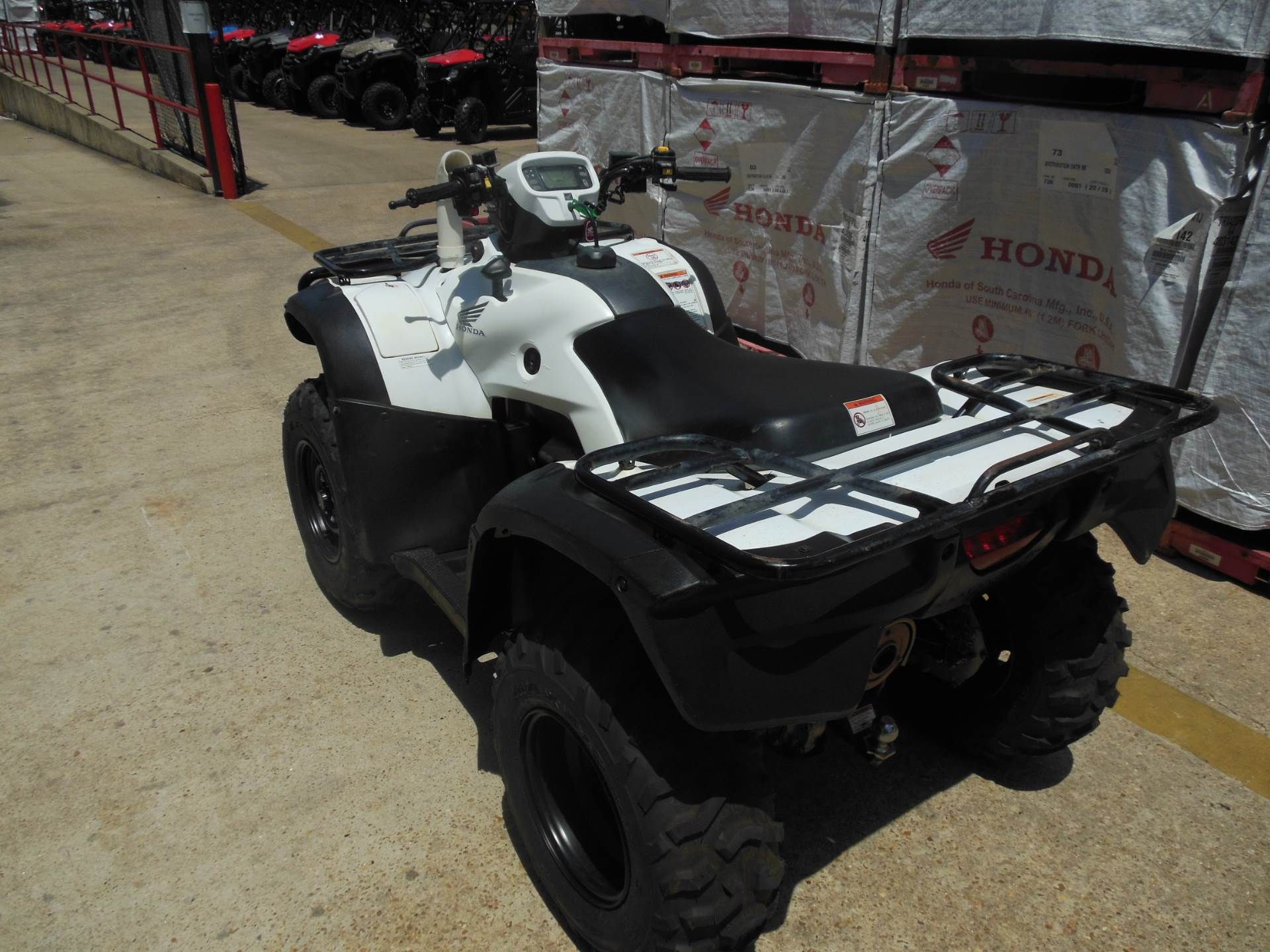 2014 Honda FourTrax® Foreman® Rubicon® EPS in Brookhaven, Mississippi
