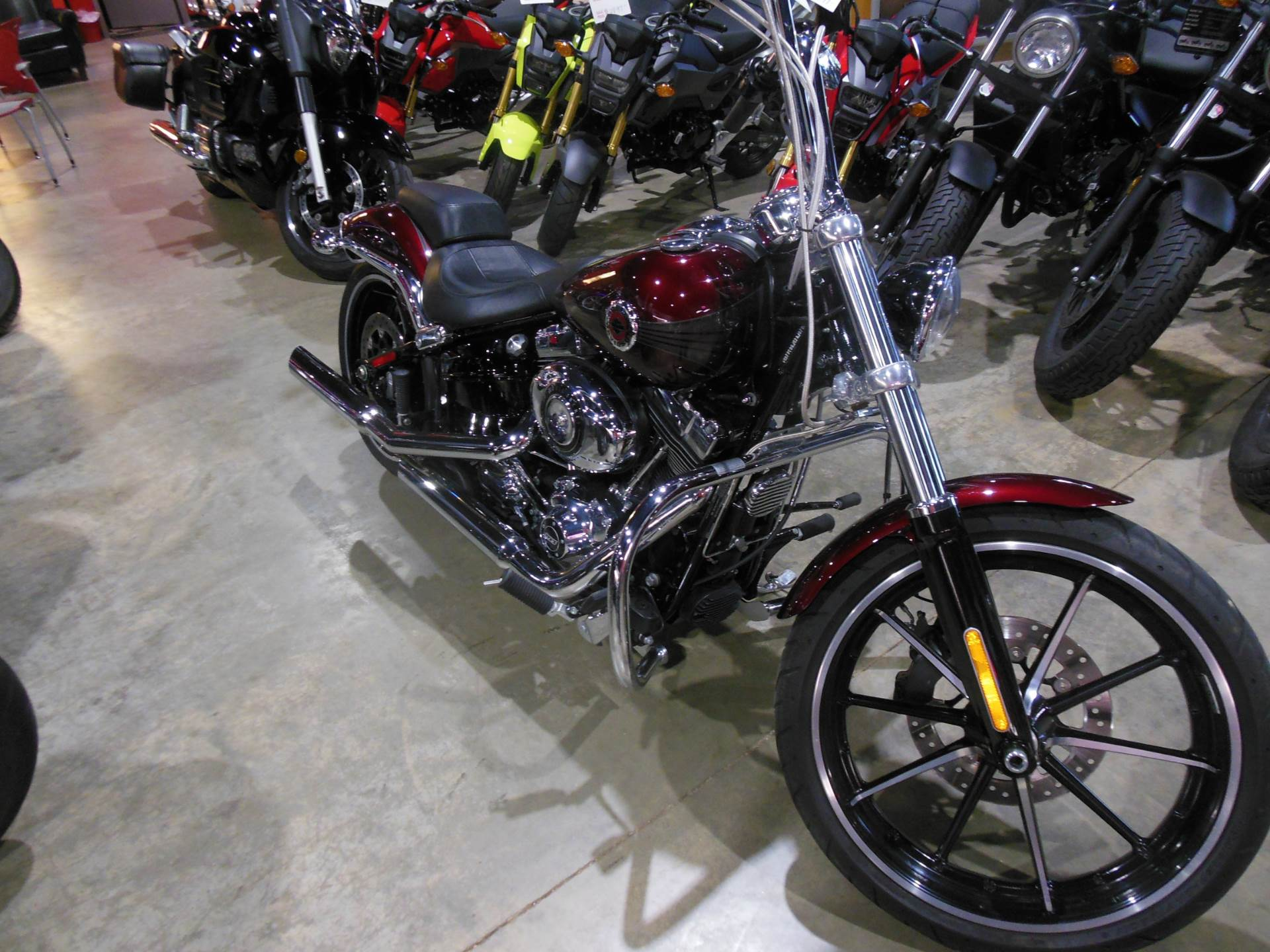 2015 Harley-Davidson Breakout® in Brookhaven, Mississippi