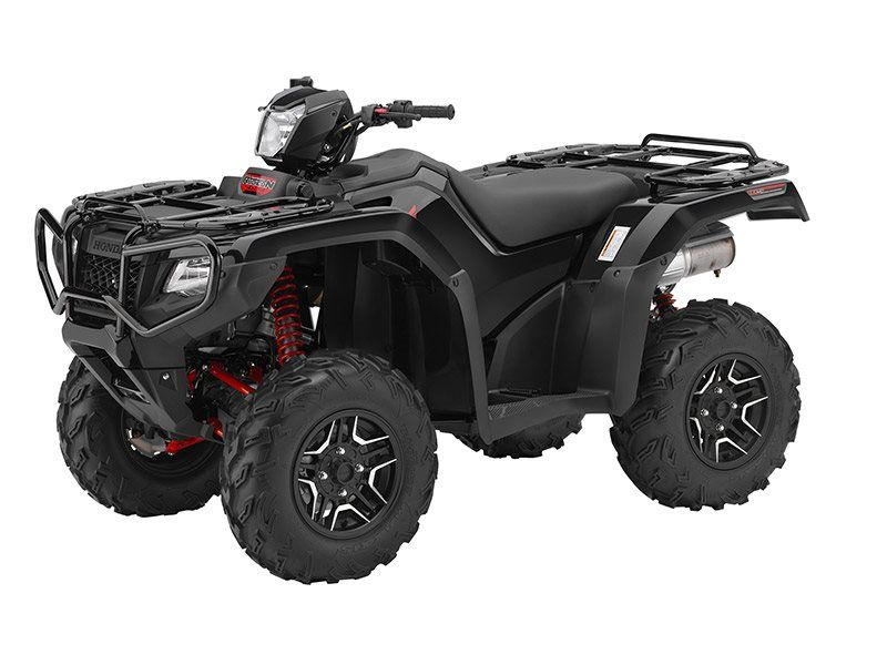2016 Honda FourTrax Foreman Rubicon 4x4 EPS Deluxe in Brookhaven, Mississippi