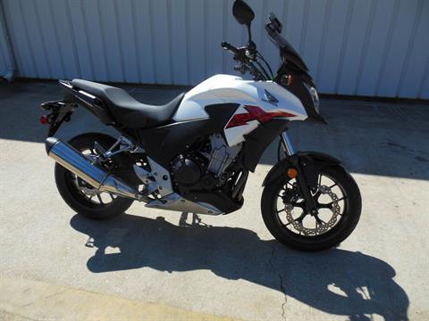 2014 Honda CB500X in Brookhaven, Mississippi