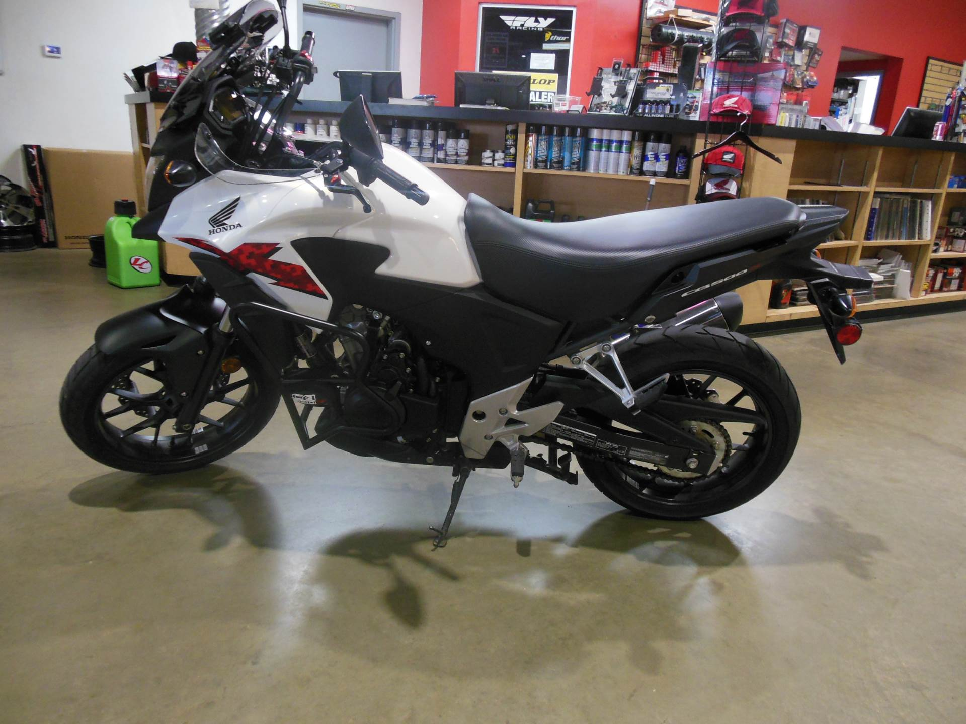 2014 Honda CB500X ABS in Brookhaven, Mississippi