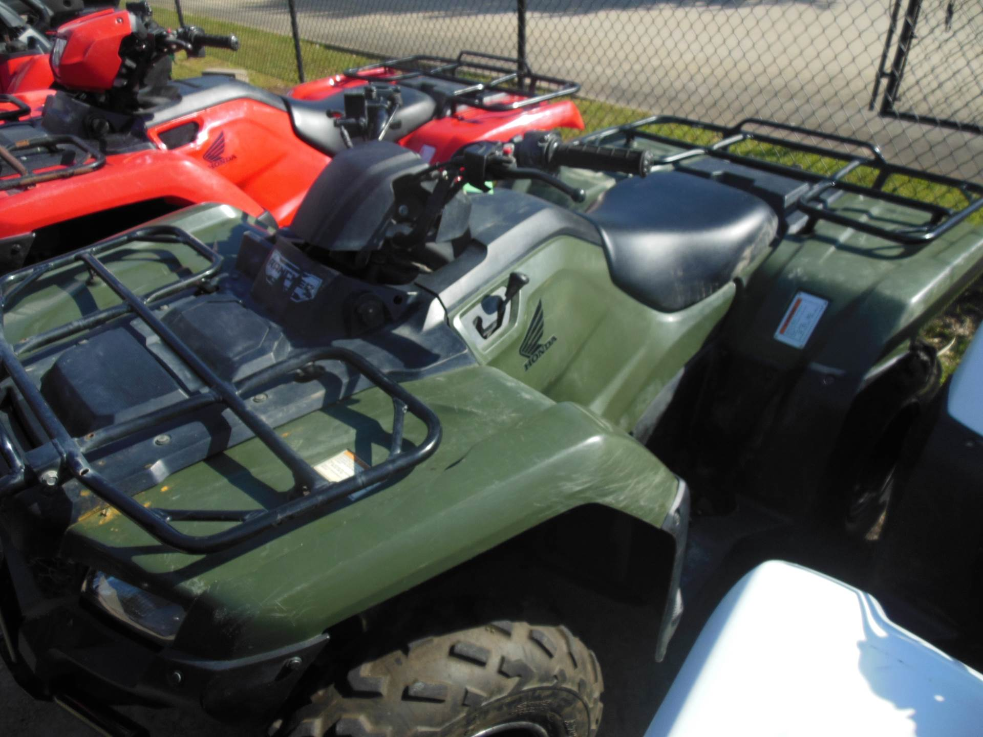 2014 Honda FourTrax® Rancher® 4x4 in Brookhaven, Mississippi
