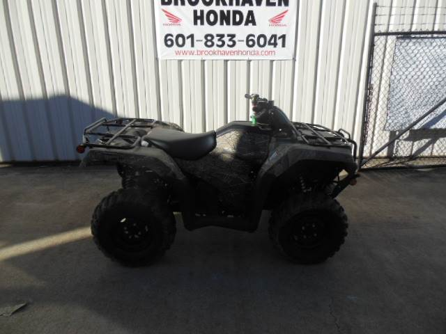 2019 Honda FourTrax Rancher 4x4 DCT IRS EPS in Brookhaven, Mississippi - Photo 1