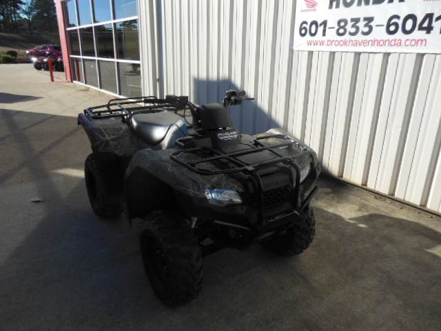2019 Honda FourTrax Rancher 4x4 DCT IRS EPS in Brookhaven, Mississippi - Photo 2