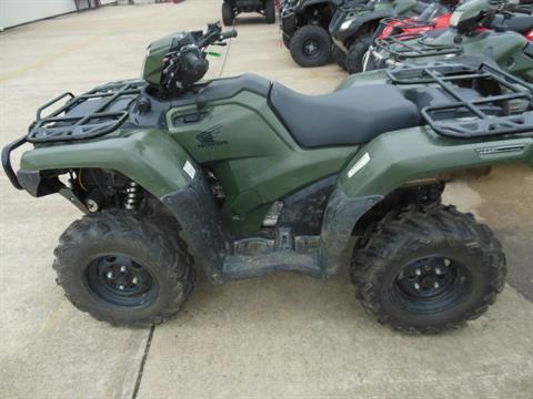 2016 Honda FourTrax Foreman Rubicon 4x4 Automatic DCT in Brookhaven, Mississippi