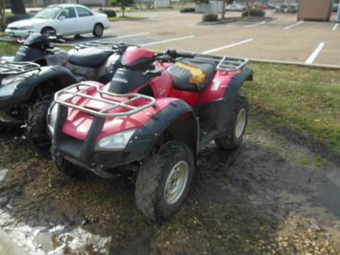 2015 Honda FourTrax® Rincon® 4x4 in Brookhaven, Mississippi