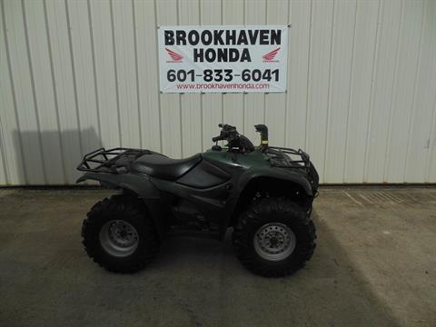 2013 Honda FourTrax® Rancher® 4x4 in Brookhaven, Mississippi