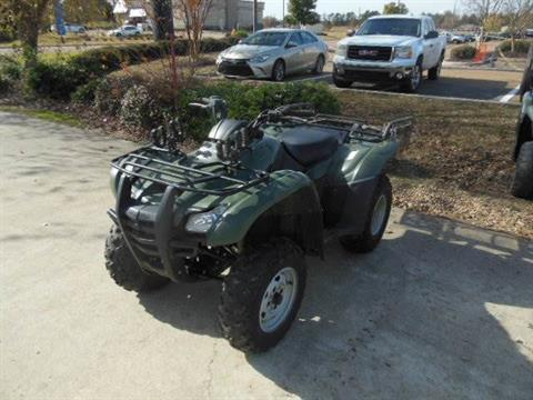 2011 Honda FourTrax® Rancher® in Brookhaven, Mississippi