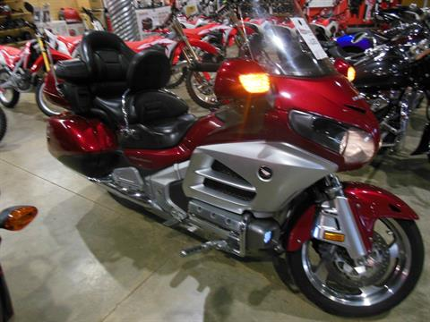 2012 Honda Gold Wing® ABS in Brookhaven, Mississippi