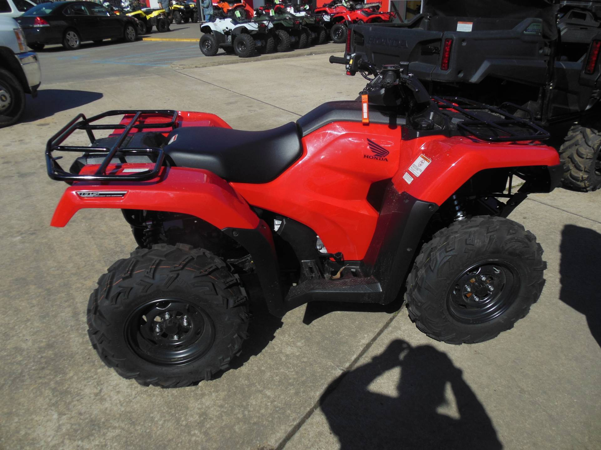 2017 Honda FourTrax Rancher 4x4 DCT IRS in Brookhaven, Mississippi