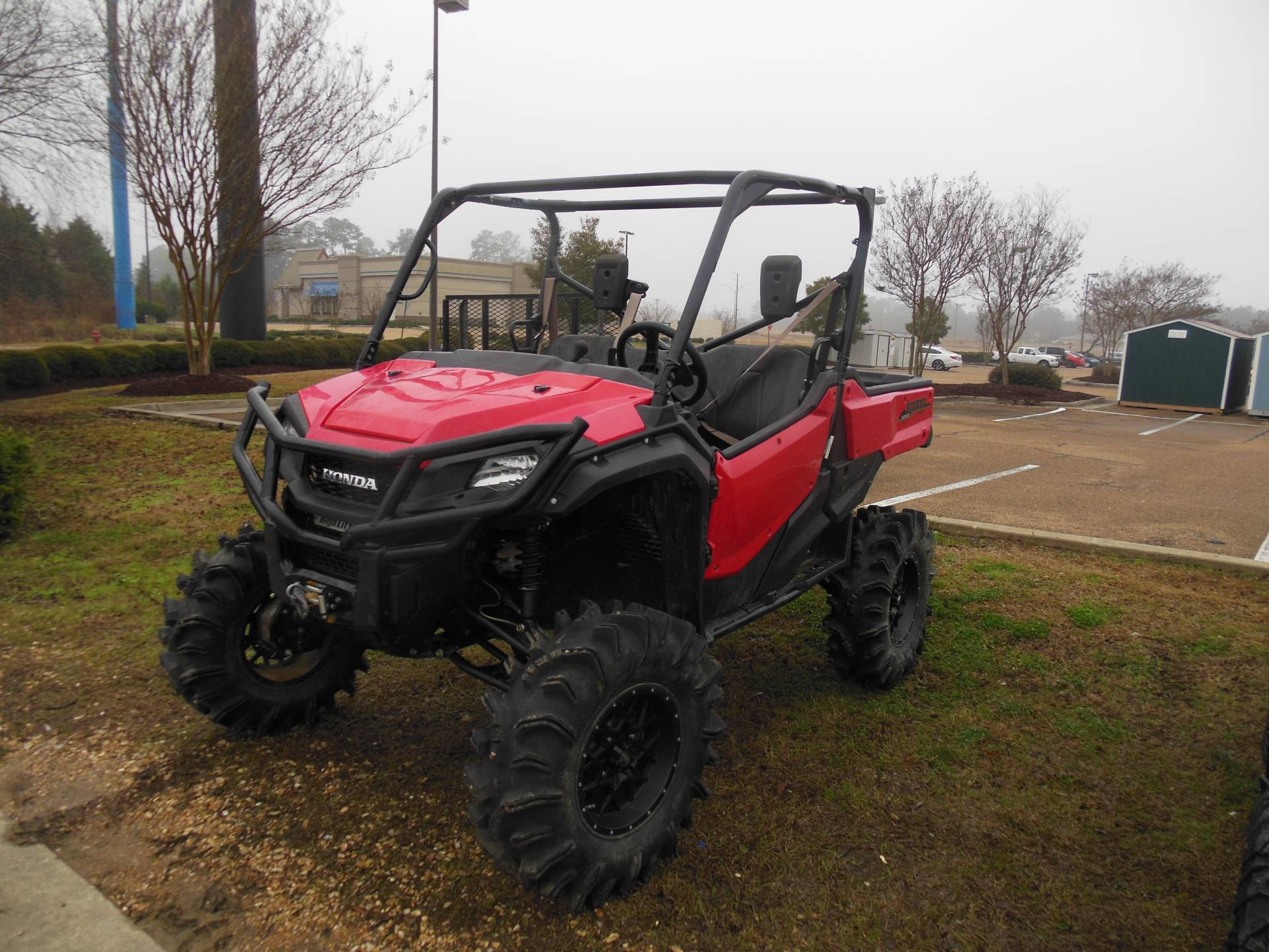2018 Honda Pioneer 1000 EPS in Brookhaven, Mississippi - Photo 2