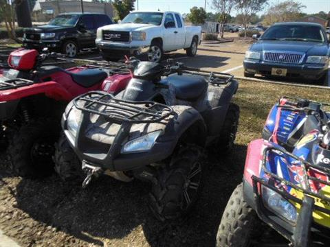 2009 Honda FourTrax® Rincon® in Brookhaven, Mississippi