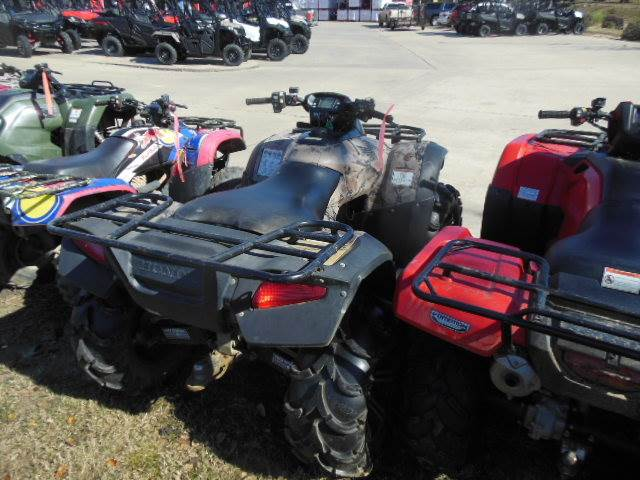 2009 Honda FourTrax® Rincon® in Brookhaven, Mississippi - Photo 4
