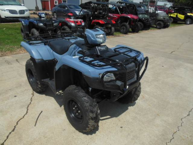 2018 Honda FourTrax Foreman 4x4 in Brookhaven, Mississippi