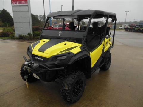 2018 Honda Pioneer 1000-5 Deluxe in Brookhaven, Mississippi