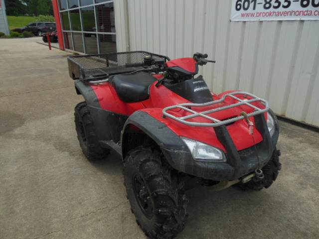 2014 Honda FourTrax® Rincon® in Brookhaven, Mississippi - Photo 2