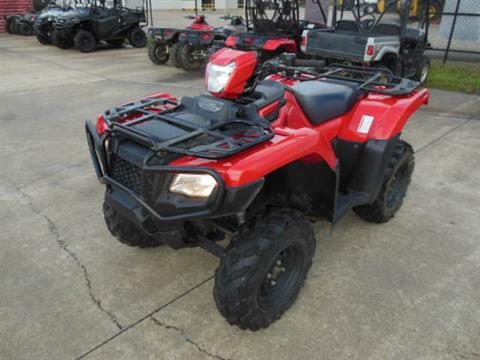 2015 Honda FourTrax® Foreman® Rubicon® 4x4 DCT EPS in Brookhaven, Mississippi