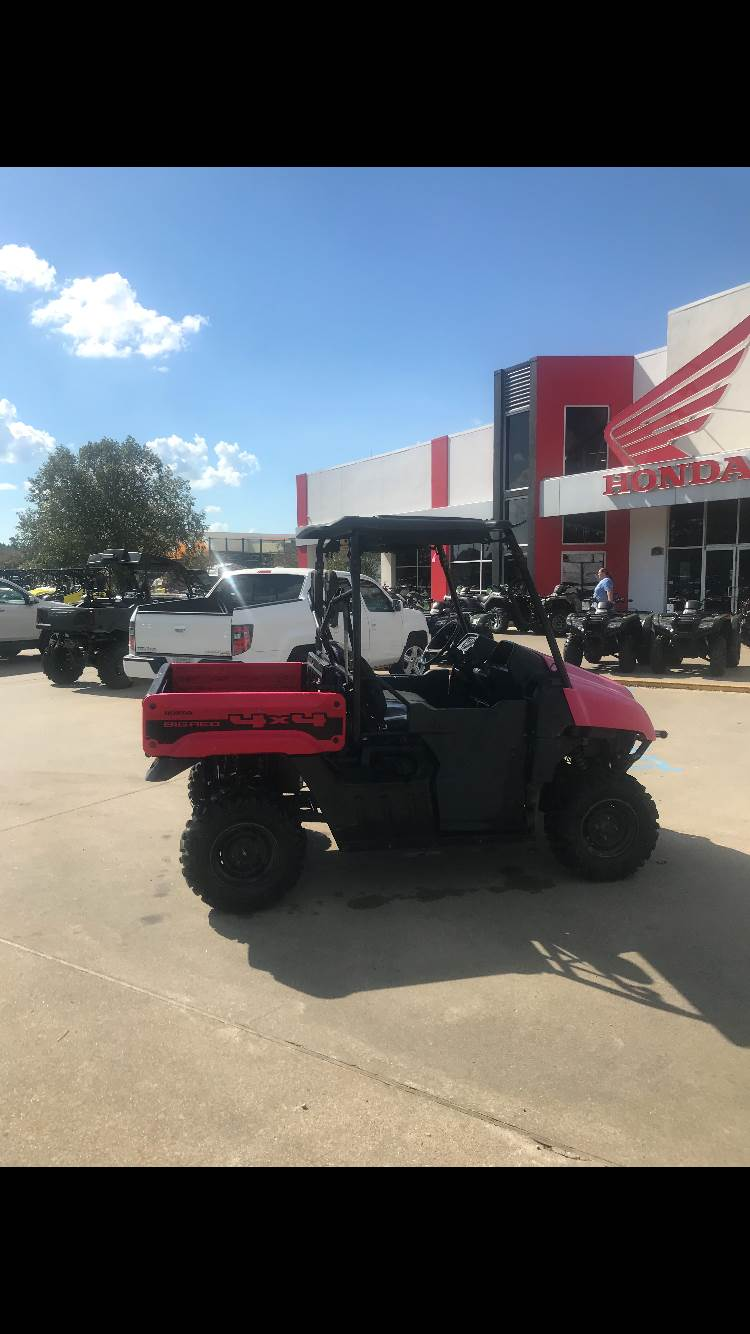 2012 Honda Big Red in Brookhaven, Mississippi