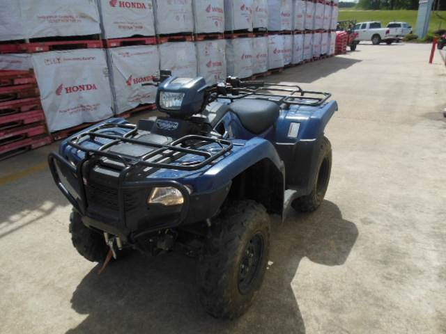2014 Honda FourTrax® Foreman® 4x4 EPS in Brookhaven, Mississippi - Photo 3