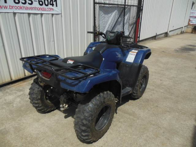 2014 Honda FourTrax® Foreman® 4x4 EPS in Brookhaven, Mississippi - Photo 5