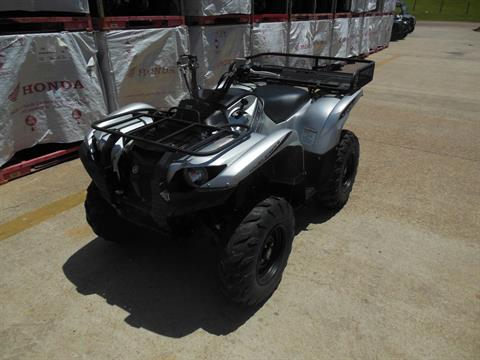 2015 Yamaha Grizzly 700 4x4 EPS SE in Brookhaven, Mississippi