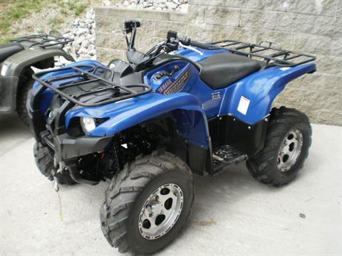 2007 Yamaha Grizzly 700 FI Auto. 4x4 in Prosperity, Pennsylvania