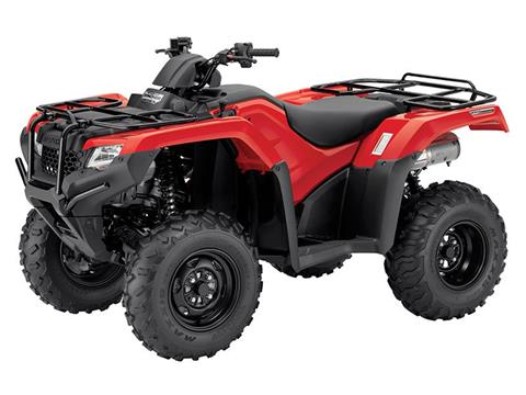 2015 Honda FourTrax® Rancher® 4x4 DCT IRS EPS in Prosperity, Pennsylvania